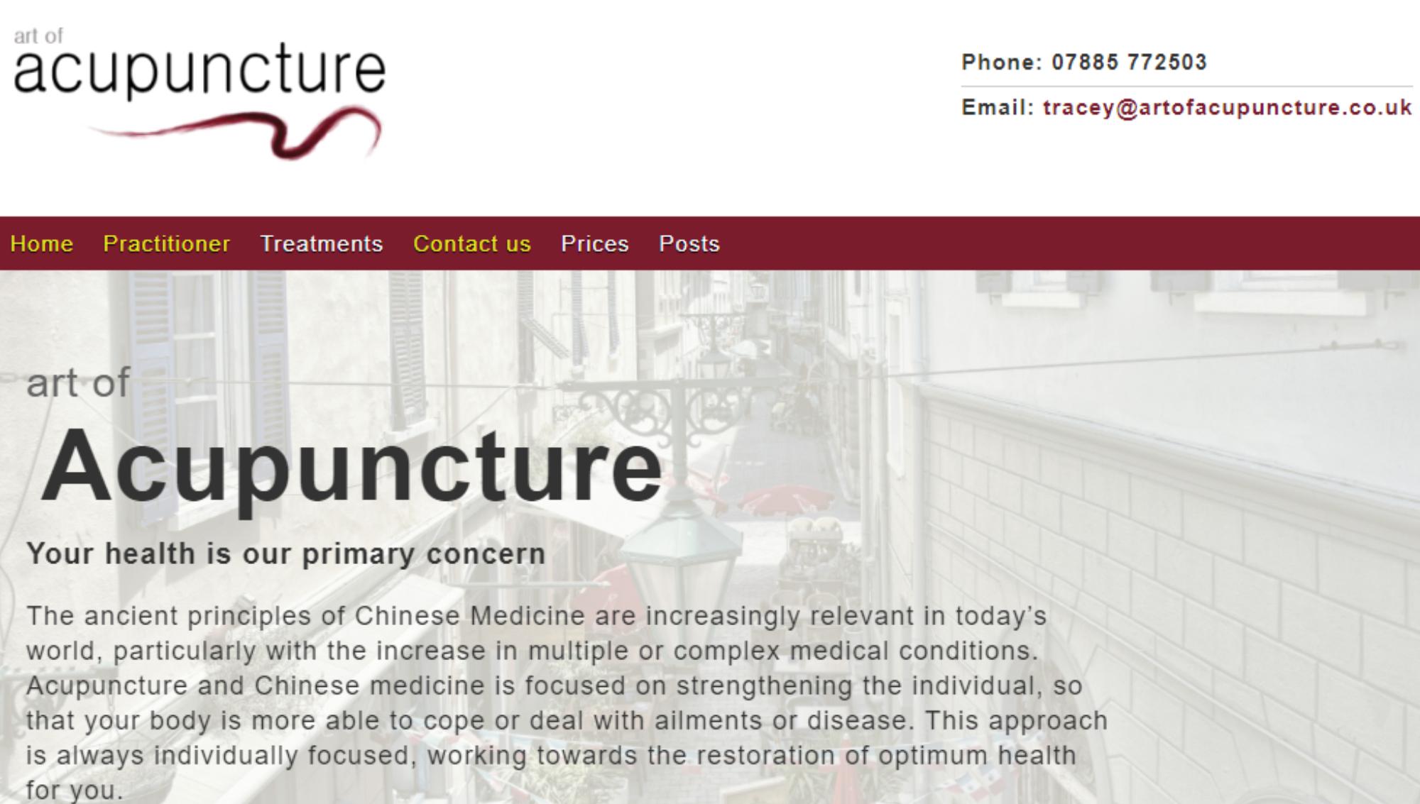 artofacupuncture.co.uk